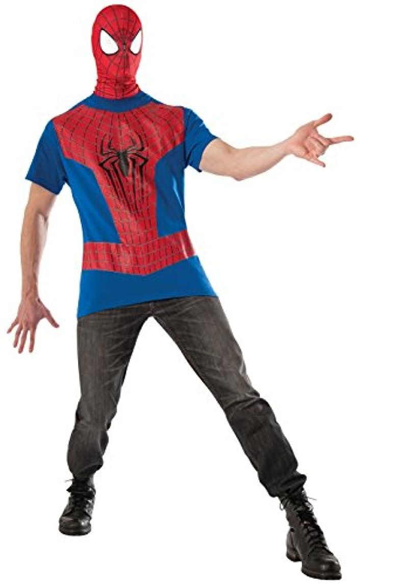 シアー花嫁王位The Amazing Spider-Man 2 Costume Kit Adult アメイジング?スパイダーマン2コスチュームキット大人用?ハロウィン?サイズ:Medium