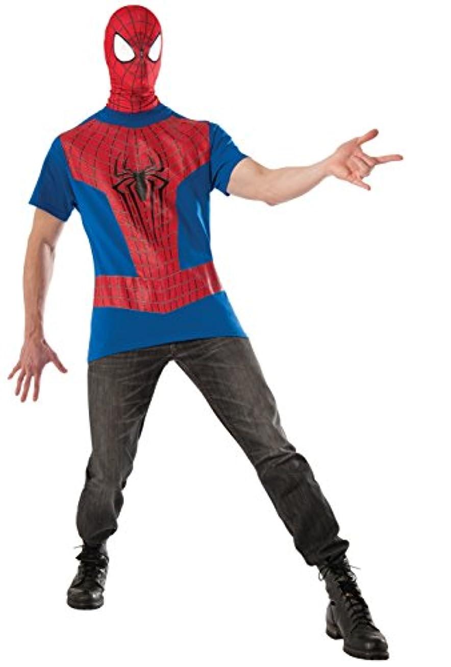 超音速シーボード強調The Amazing Spider-Man 2 Costume Kit Adult アメイジング?スパイダーマン2コスチュームキット大人用?ハロウィン?サイズ:Medium