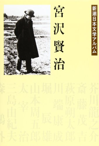 宮沢賢治  新潮日本文学アルバム〈12〉の詳細を見る