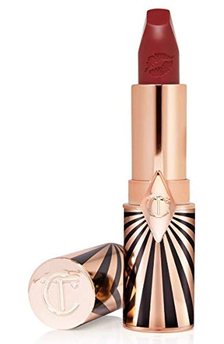メタルライン国旗広範囲にCharlotte Tilbury Hot Lips 2 Viva La Vergara Limited Edition シャーロット?ティルベリー
