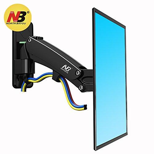 RoomClip商品情報 - NB NORTH BAYOU 液晶テレビ壁掛け金具 40~50インチ ガススプリング  左右 上下調節 汎用