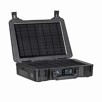 Renogy PHOENIX 238WH 65000mAh ポータブル電源 出力/入力ポート多種類 20Wソーラーパネル付き【一年間保証付き】
