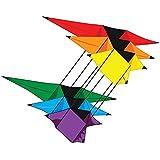 Tristar Wind and Sun 49インチ ファブリックカイト Brainstorm カイト