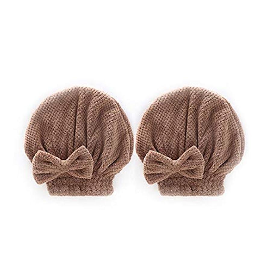 楽なエンティティ本気CXZA キャップ、女性のすべての髪の長さや厚さ、再利用可能なシャワーキャップのための女性のドライシャワーキャップデラックスシャワーキャップシャワー。 (Color : 1)