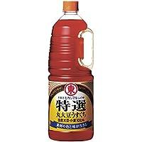 ヒガシマル醤油 特選丸大豆うすくちしょうゆ 1.8L