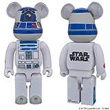 ANA JET Star Wars R2-D2 400%ベアブリック