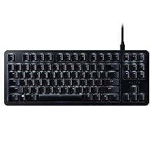 Razer RZ03-02640200-R3U1 BlackWidow Lite: Silent and Tactile Gaming Keyboard,Matte Black