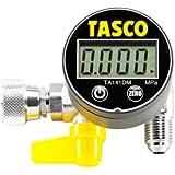 イチネンTASCO TA142MD デジタルミニ真空ゲージキット