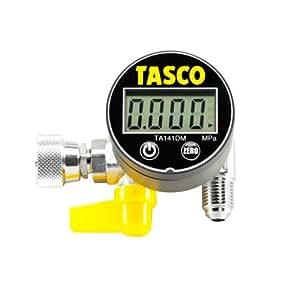 タスコ TA142MD デジタルミニ真空ゲージキット
