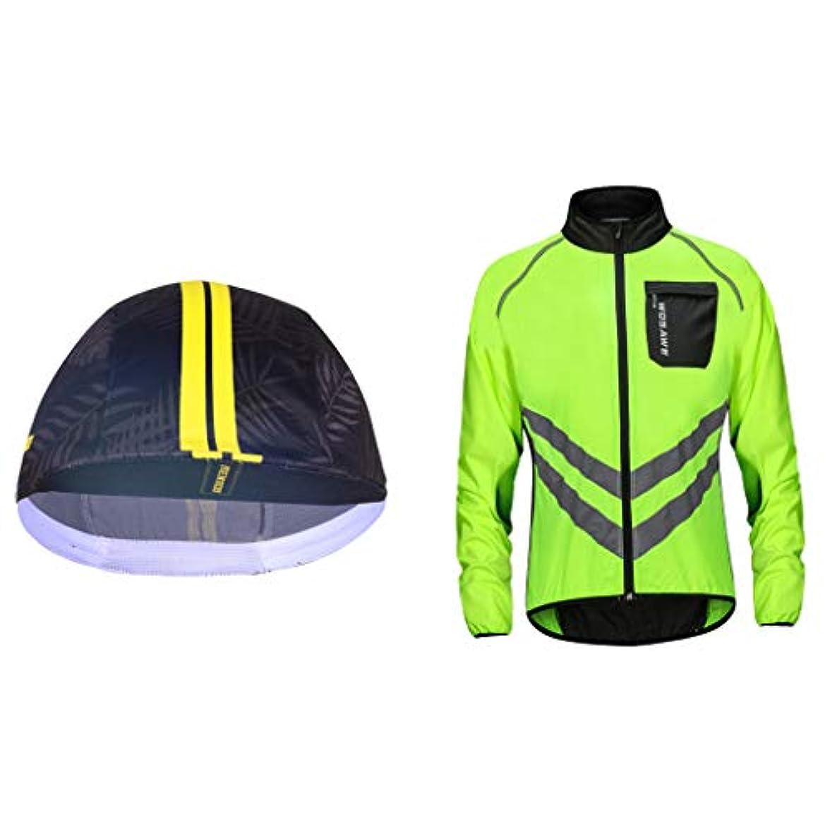 もろい中断バトルDYNWAVE サイクルジャージ 自転車ウェア サイクリングキャップ 防風 アクセサリ 実用性 携帯便利