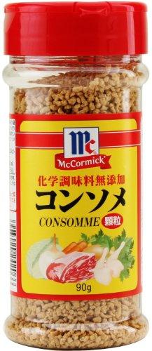 ユウキ食品『MC 化学調味料無添加コンソメ』