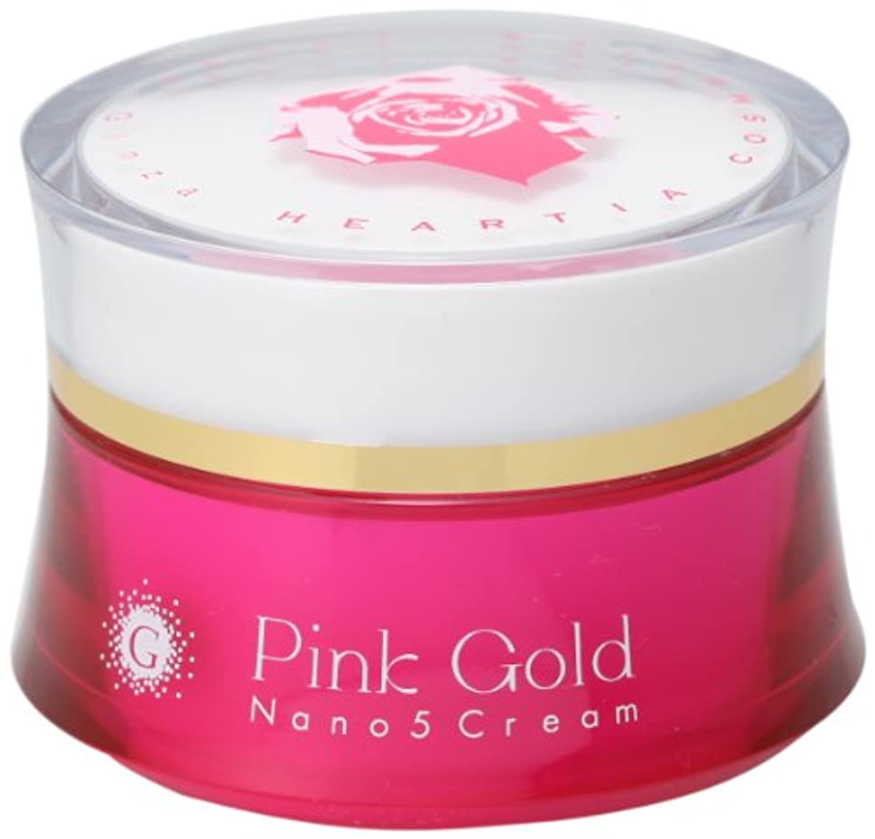 市民バッグ単にピンクゴールド ナノ5クリーム