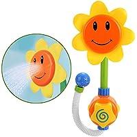 子供のおもちゃ ベビー おもちゃ 知育玩具 お風呂のおもちゃ 向日葵おもちゃ 子供のおもちゃ 赤ちゃん おもちゃ シャワーバスタブ お風呂のおもちゃ 知育玩具 人気のおもちゃ (NEHO) [並行輸入品]