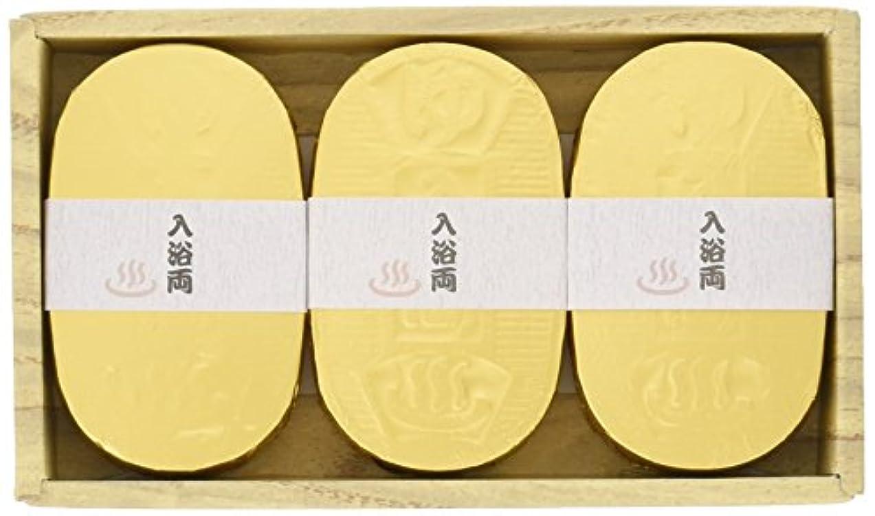 膜予防接種する小判型バスボム 入浴両 3P