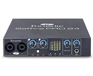 Focusrite Saffire PRO 24 オーディオインターフェイス
