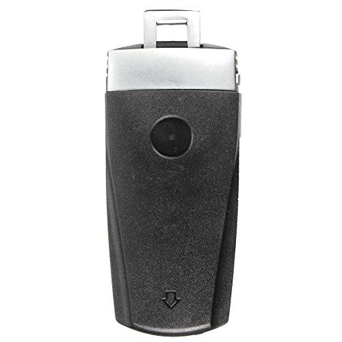 3 ボタン リモート キー fob交換ケース シェル用vw/フォルクスワーゲン/パサート cc 2005-2010