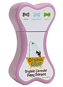 Organic Oscar オーガニックオスカー 犬用 ラベンダー パピー シャンプー 237ml
