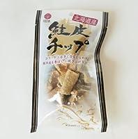 北海道産 鮭皮チップ 16g