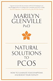 Natural Solutions to PCos by [Glenville, Marilyn]