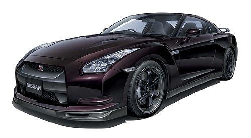 1/24 ザ・ベストカーGT No.11 R35 GT-R スペック V