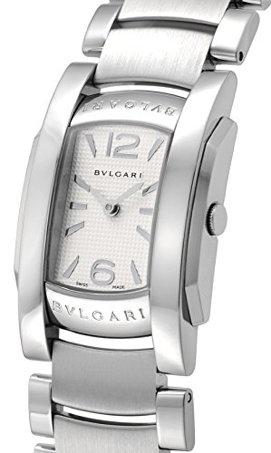 [ブルガリ]BVLGARI 腕時計 アショーマD シルバー文字盤 AA35C6SS レディース 【並行輸入品】