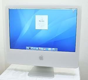 Apple iMac G5 (1.8GHz 20インチワイド液晶 1GB 320GB DVDマルチ AirMac・Bluetooth)