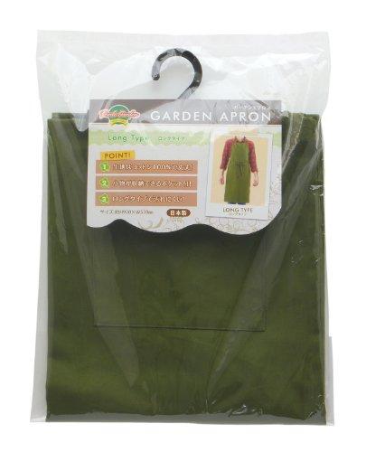 RoomClip商品情報 - 高儀 Verde Garden ガーデンエプロン ロングタイプ カーキ
