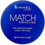 [Rimmel ] リンメルマッチ完璧ルースパウダー半透明1 - Rimmel Match Perfection Loose Powder Translucent 1 [並行輸入品]