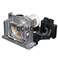 Comoze lamp for mitsubishi lvp-dx540 projector with housing [並行輸入品]