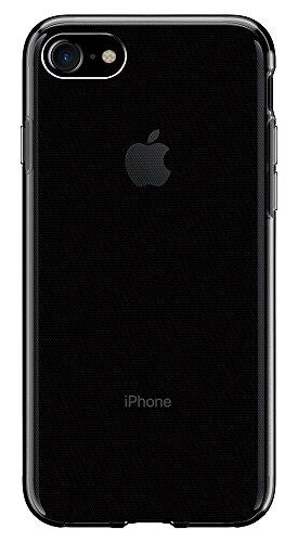 【Spigen】 Apple iPhone8 ケース / iPhone7 ケース, [ TPU ケース ] [ 全面 クリア ] [ Qi 充電 対応 ] [ 超薄型 超軽量 ] リキッド・クリスタル アップル アイフォン 8 / 7 用 カバー (iPhone8 / iPhone7, スペース・クリスタル)