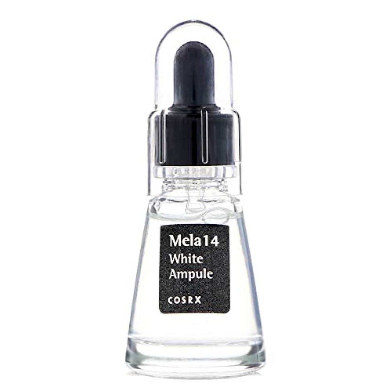 メッセンジャー野菜素晴らしき(6 Pack) COSRX Mela 14 White Ampule (並行輸入品)