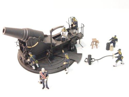 ピットロード 1/72 日本陸軍 28cm榴弾砲 乃木将軍付 SG05