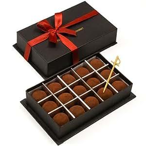 遅れてごめんね!バレンタインデーチョコレート 生チョコトリュフ15個入 バレンタインチョコ