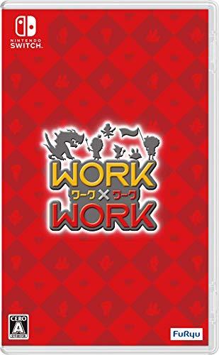 WORK×WORK (ワークワーク) - Switch (【予約特典】ウミウシちゃん きんちゃく 同梱)【Amazon.co.jp限定】オリジナルデジタル壁紙(PC・スマホ) 配信