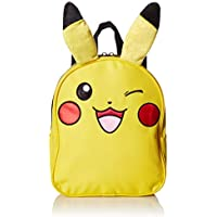 "Pokemon Pikachu Mini Backpack, 10"", Yellow"