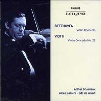 Violin Concerto / Violin Concerto 22