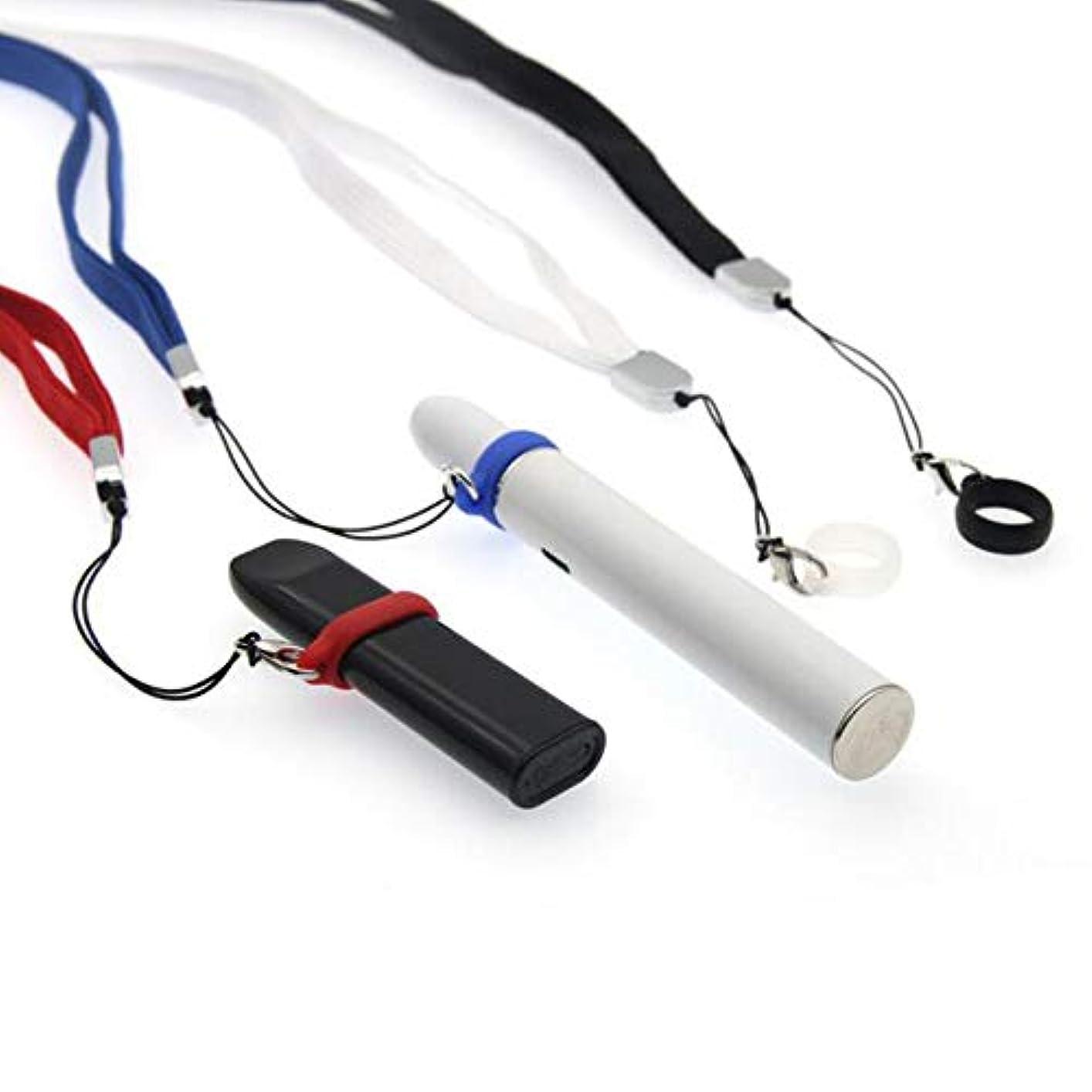 汚染害虫長老gundoop プルームテック ネックストラップ 対応 電子タバコ ネックストラップ PloomTECH専用 ストラップ 首から下げて携帯