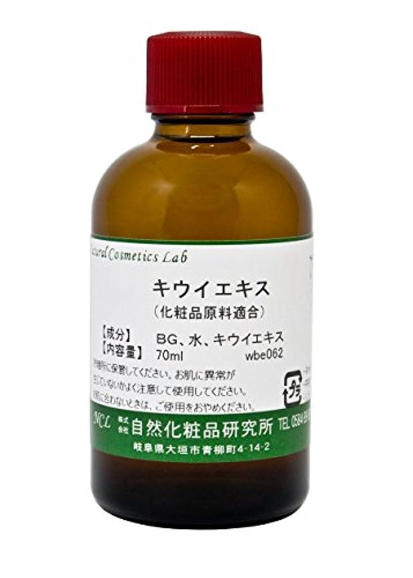 消費する陸軍凝視キウイエキス 化粧品原料 70ml