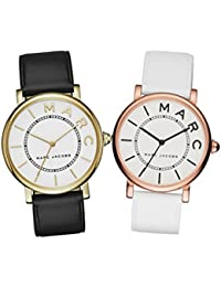 マークジェイコブス MARC JACOBS 腕時計 ペアウォッチ(2本セット)ロキシー ROXY 36mm ユニセックス・男女兼用サイズ MJ1532 MJ1561【並行輸入品】