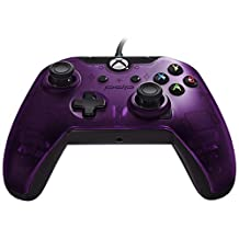 PDP Wired Controller for Xbox One, Xbox One X and Xbox One S 048-082-NA-PR, Royal Purple