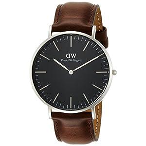 [ダニエル・ウェリントン]DanielWellington 腕時計 Classic Black Bristol ブラック文字盤 DW00100131 メンズ 【並行輸入品】