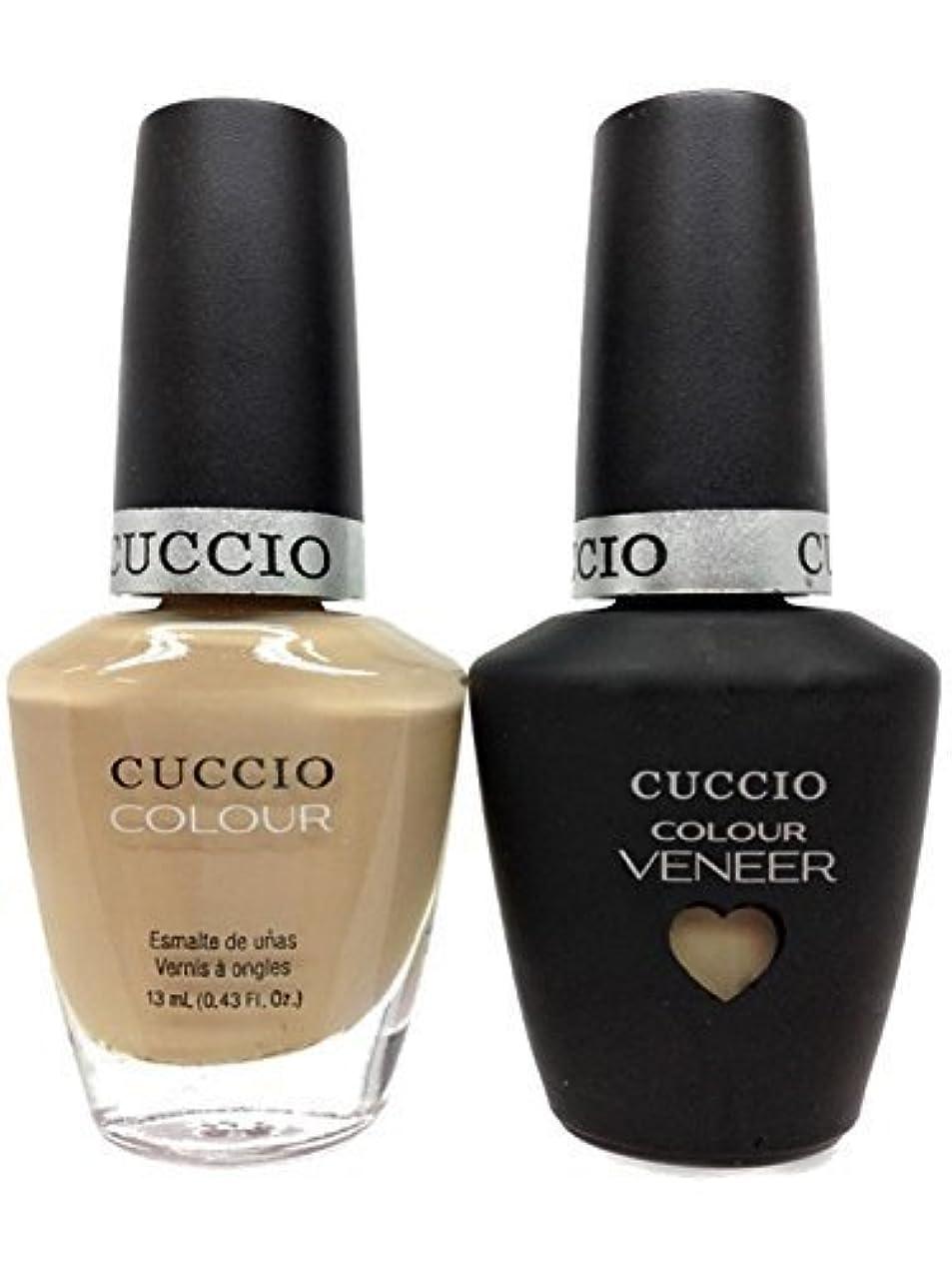 崩壊監査のぞき穴Cuccio MatchMakers Veneer & Lacquer - Java Va Voom - 0.43oz / 13ml Each