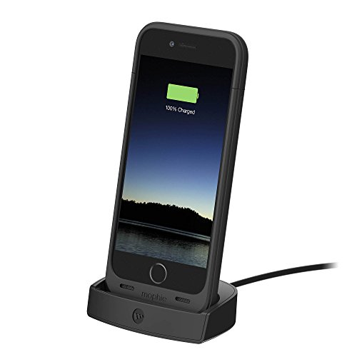 mophie juice pack Charging Dock for iPhone 6/6s - Black by mophie