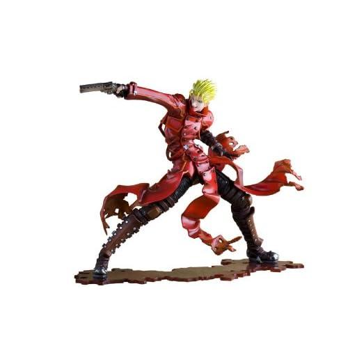 コトブキヤ 劇場版トライガン Badlands Rumble ARTFX J ヴァッシュ・ザ・スタンピード 1/8スケール PVC塗装済み完成品
