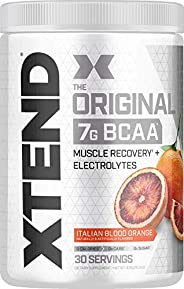 Scivation Xtend BCAA Powder, Blood Orange - 30 Servings