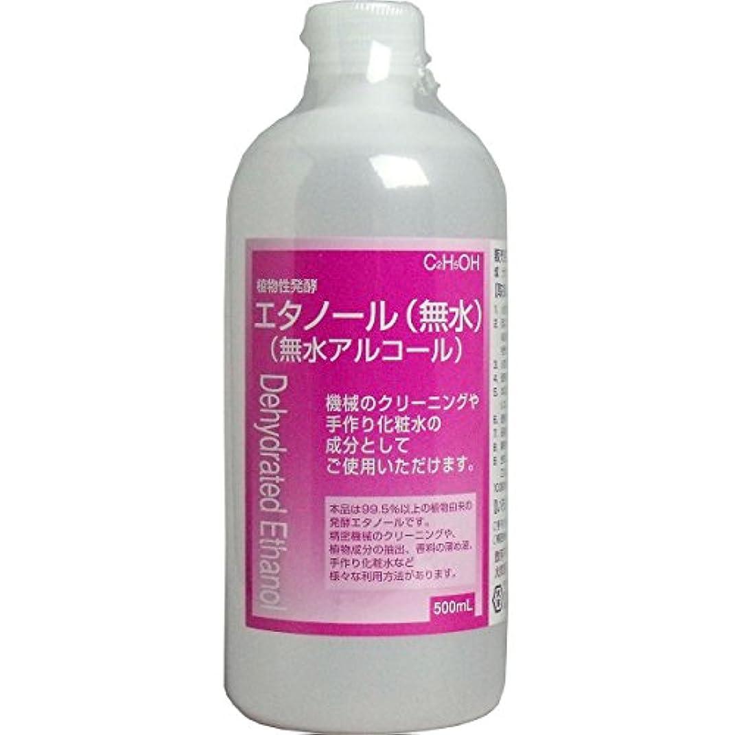 幻滅学習悲鳴手作り化粧水に 植物性発酵エタノール(無水エタノール) 500mL