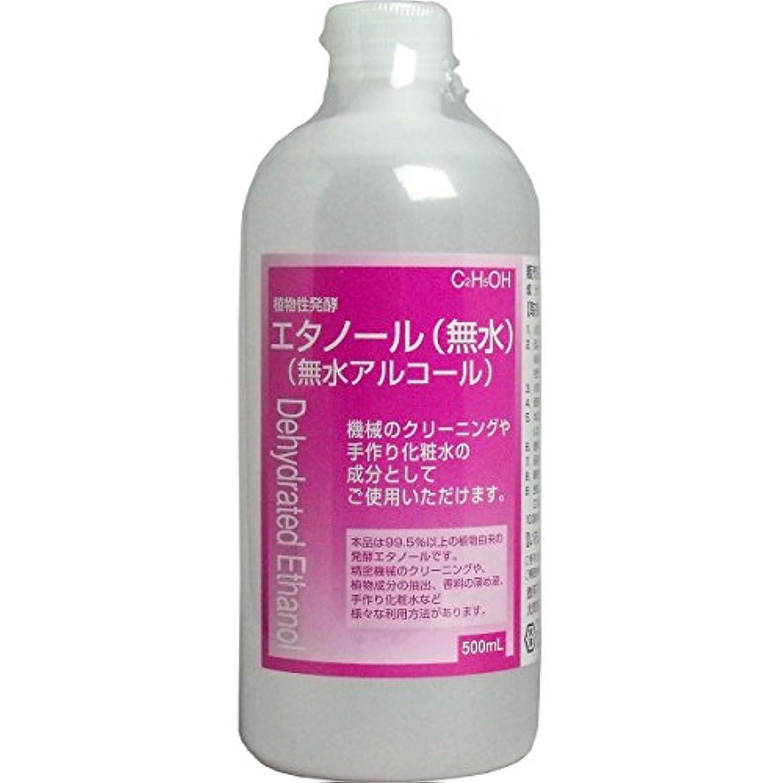 ここにアブストラクトタンザニア手作り化粧水に 植物性発酵エタノール(無水エタノール) 500mL 2本セット