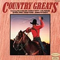 Willie Nelson, George Jones, Conway Twitty, Blackwater Band..
