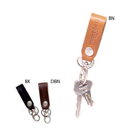 モンベル(mont‐bell) レザーベルトキーホルダー #1124174 ブラウン BN