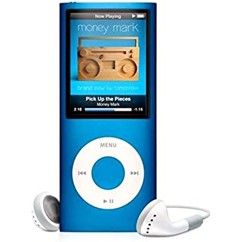 Apple iPod nano 第4世代 8GB ブルー MB732J/A